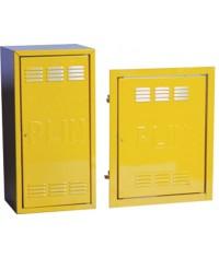 Ormarić i okvir s vratima za mjerno – regulacijski set