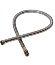 Stainless (Inox), flexible gas hoses