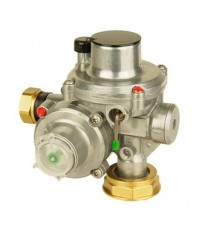 S1 Tip C (6-25m3/h) dvostupanjski regulator