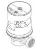 S110 Jednomlazni vodomjer